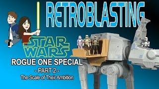 Зоряні Війни Ізгой один спеціальний: частина 2/2 - RetroBlasting огляд іграшки Хасбро