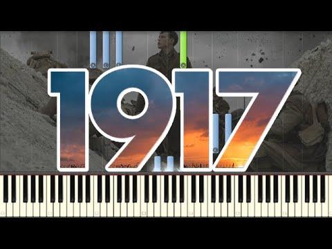 🎵 The Wayfaring Stranger - 1917 [Piano Tutorial]