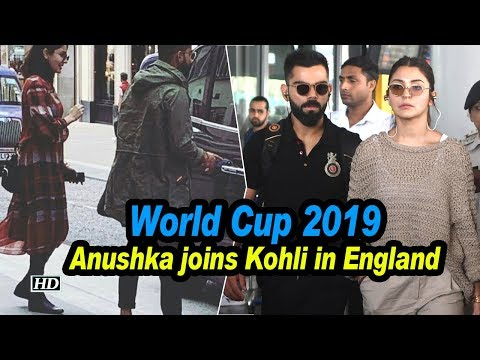 World Cup 2019 | Anushka joins Kohli in England Mp3