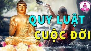 Đêm Trằn Trọc Lo Âu  Nghe Phật Dạy Về QUY LUẬT CỦA CUỘC ĐỜI - Nghe 1 Lần Ngẫm 1 Đời