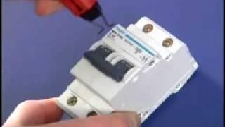 Sistema para bloqueo de disyuntores (modelo PO)