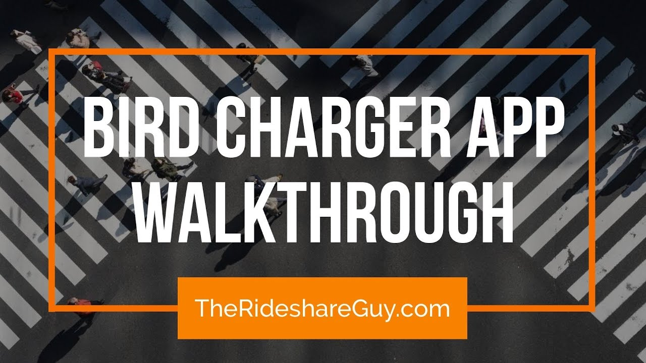 Bird Charger Tutorial - How to Use the Bird App to Charge Bird Scooters