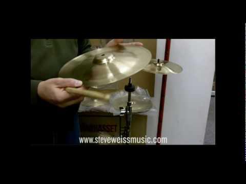 Steve Weiss Music China Splash Cymbals 8