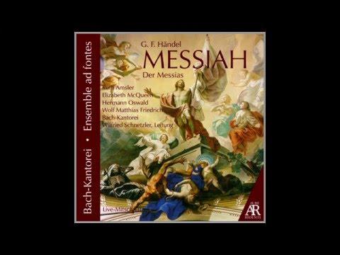 George Frideric Handel: MESSIAH, Oratorio HWV 56