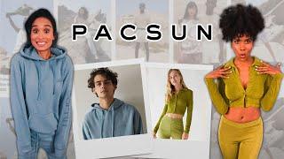 Millennials Try Shopping at PacSun *massive haul*