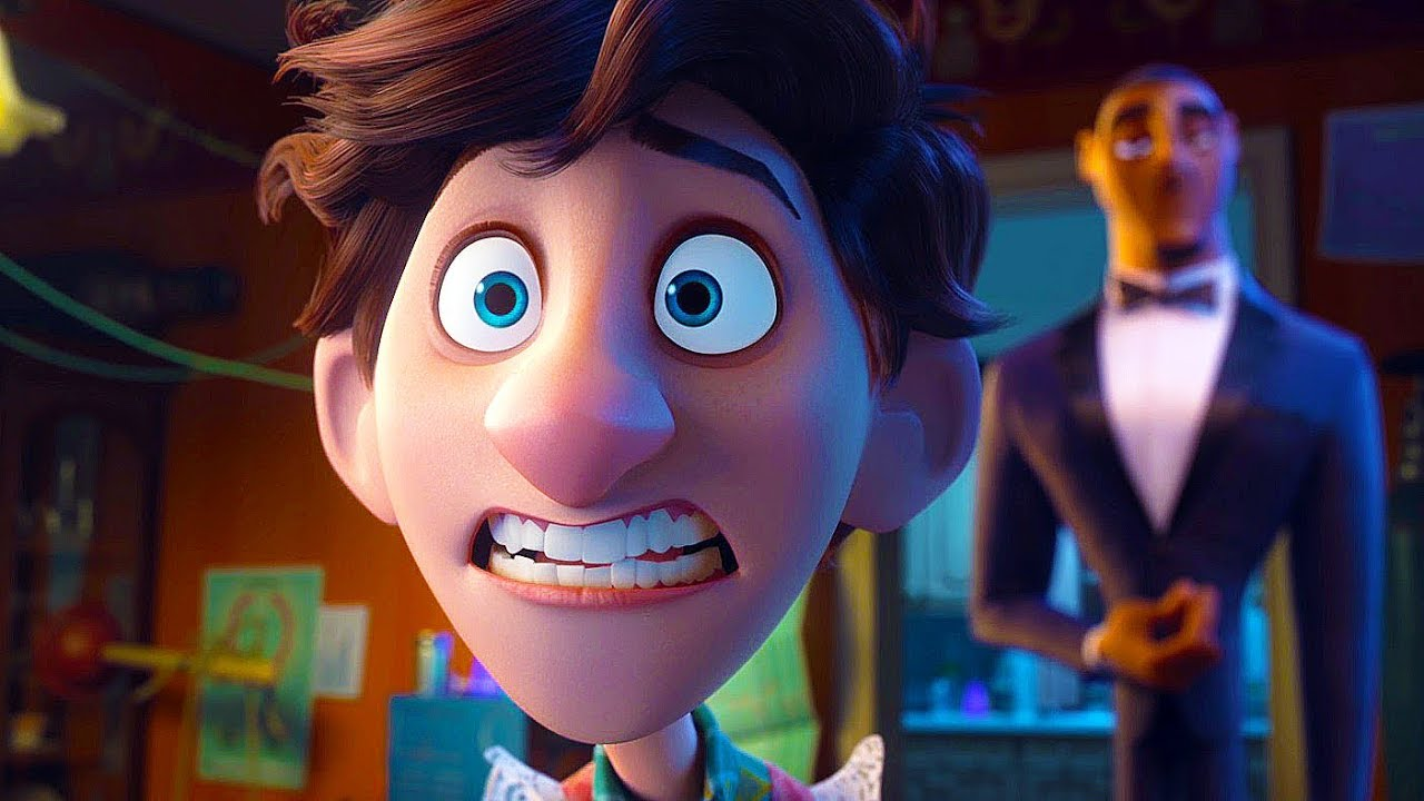 Download SPIES IN DISGUISE Promo Trailer