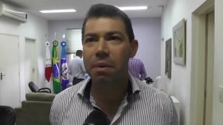 Deputado Bilac Pinto vista Pouso Alegre e é recebido por vereadores e Prefeito