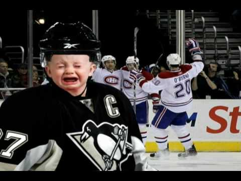 Crosby Crying After Game 7 Loss To Montreal Canadiens