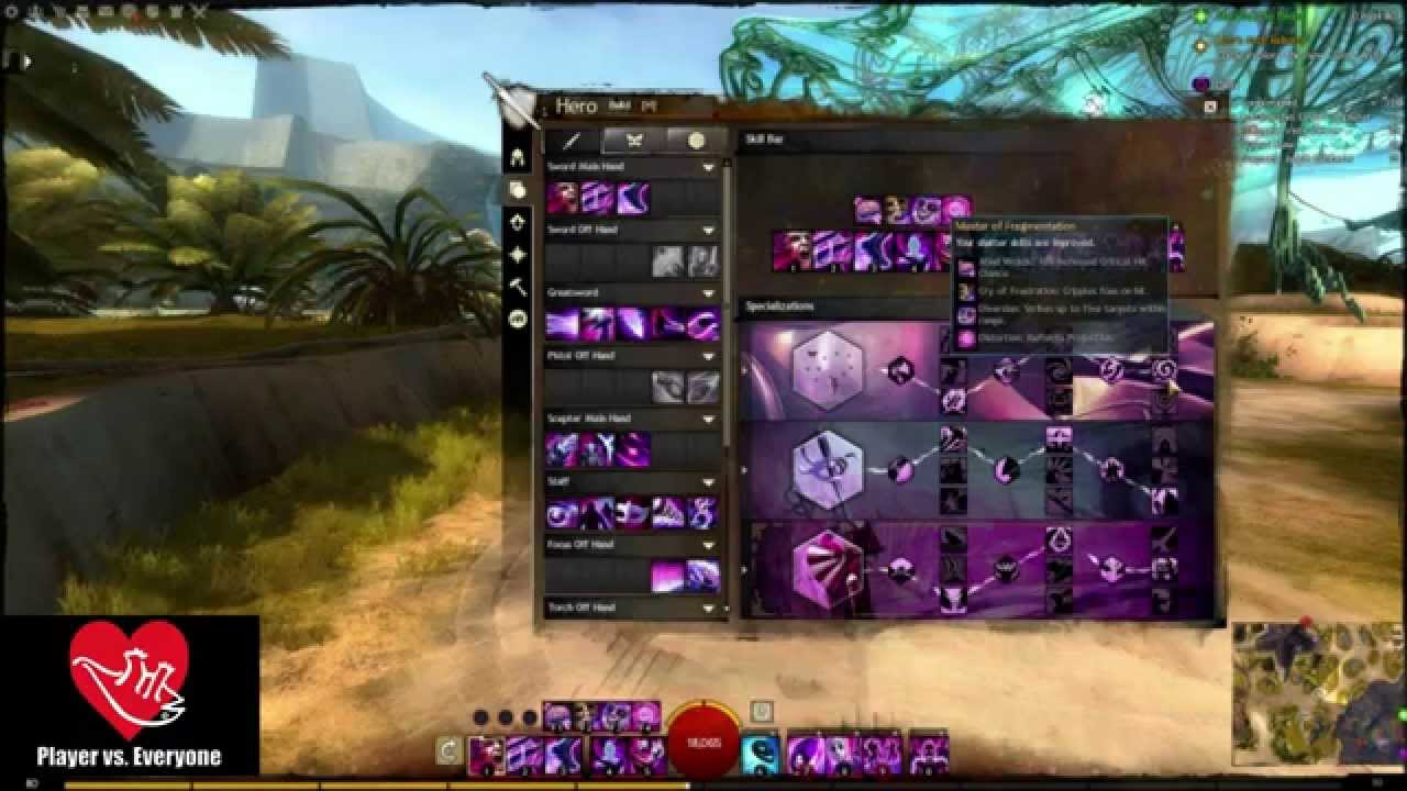 Best Mesmer Build Pvp