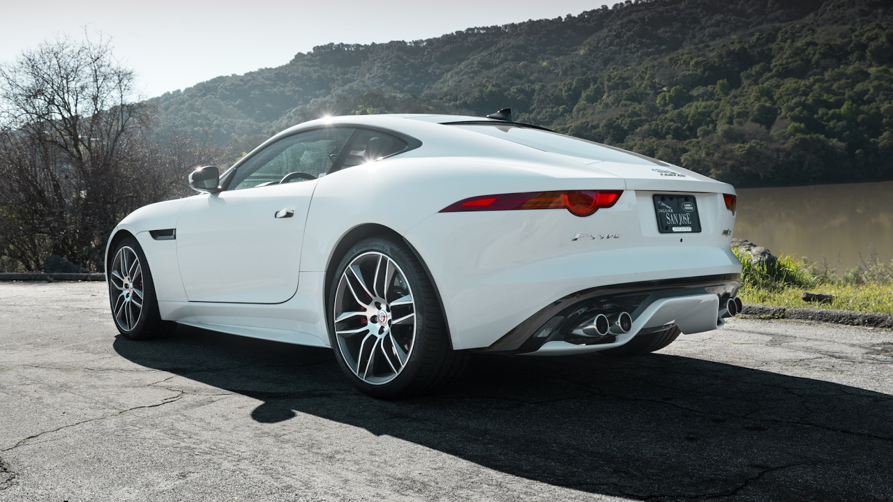 Jaguar F Type Coupe >> 2016 Jaguar F Type R Coupe But Coupe Or Convertible