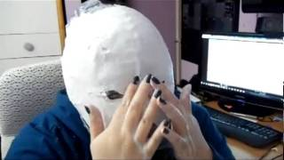How To Make Silent Hill Nurse Mask