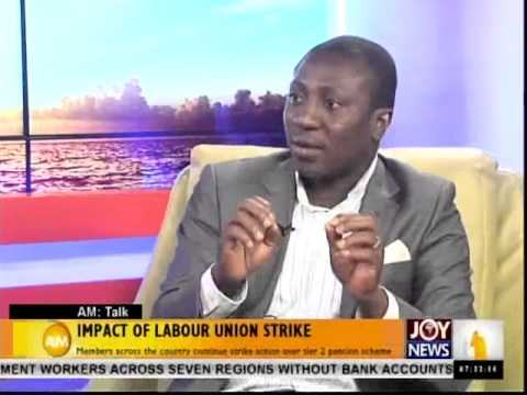 Impact of labour union strike - AM Talk (23-10-14)