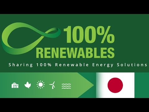 Sharing 100% Renewable Energy Solutions: Japan