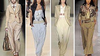 видео Летние женские брюки  (108 фото): с чем носить, легкие, на резинке, широкие, из хлопка, белые, цветные, модные образы и луки  2017
