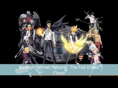 Katekyo Hitman Reborn OST - The Foe Draws Closer