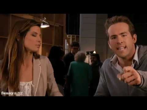 Sandra Bullock & Ryan Reynolds: Behind The Scenes Of The Proposal