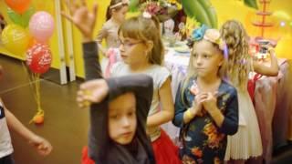 Детский День рождения в Happylon