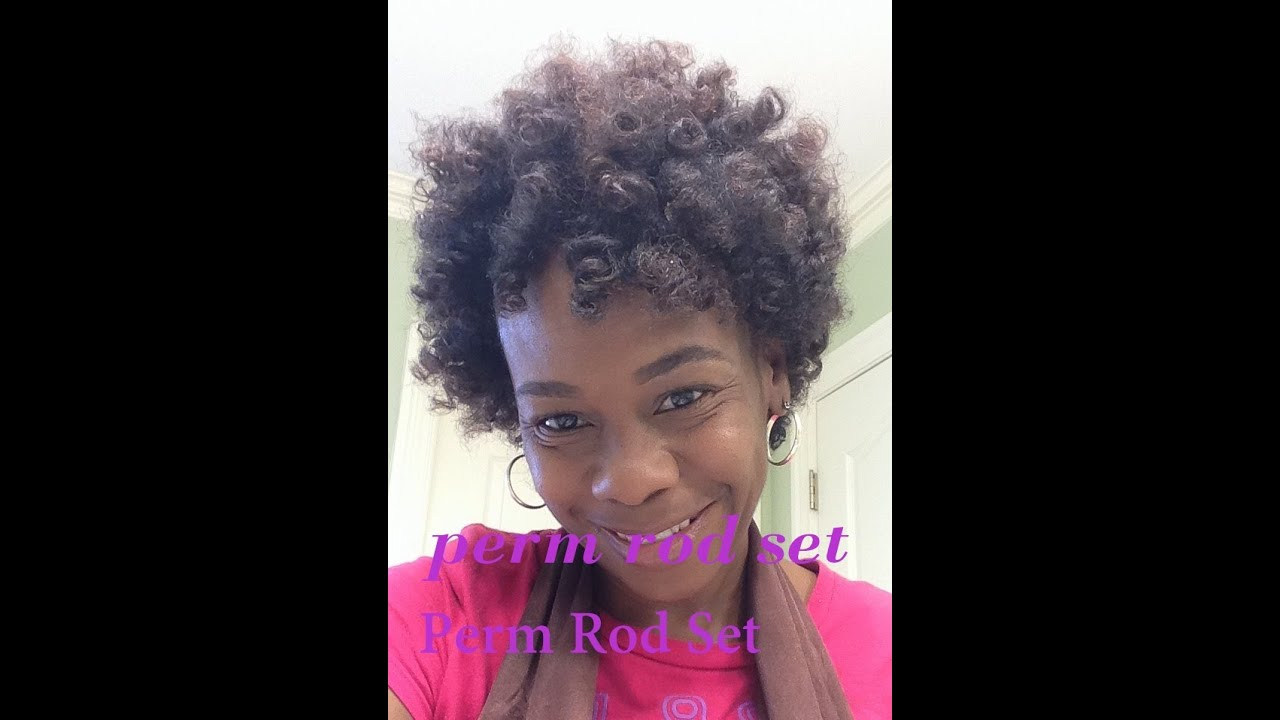 Rod Natural Hair Youtube