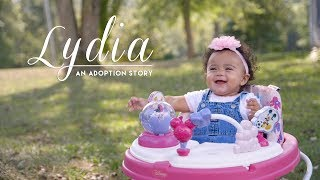 Lydia - An Adoption Story