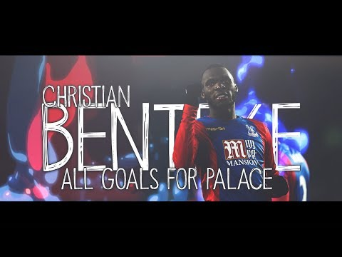 Christian Benteke ● All 17 Goals for Crystal Palace FC ● 16/17 ¹⁰⁸⁰ᵖ