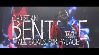 Christian Benteke ● All 17 Goals for Crystal Palace FC ● 16/17 ¹⁰⁸⁰ᵖ
