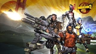 Borderlands 2 - PC Co-Op Gameplay