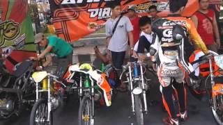 Cargloss AHRS Indonesia Drag Championship Seri I