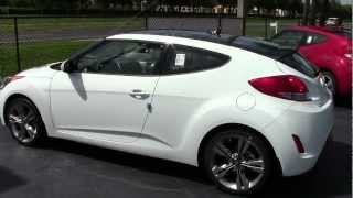 Veloster Options, Packages and Features Explained