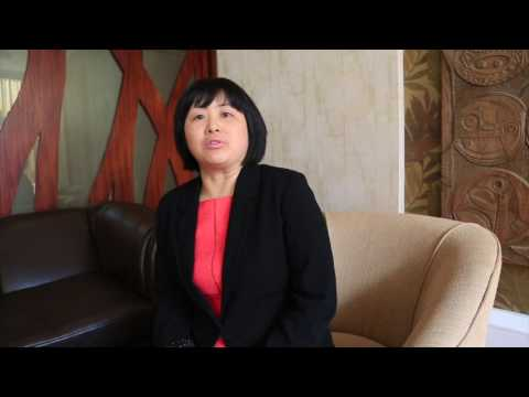 Rwanda Trade & Investment Mission interview with Dr Lin Dongmei