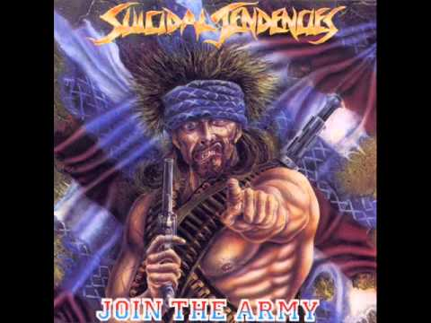Suicidal Tendencies  Join the Army 1987 Full Album