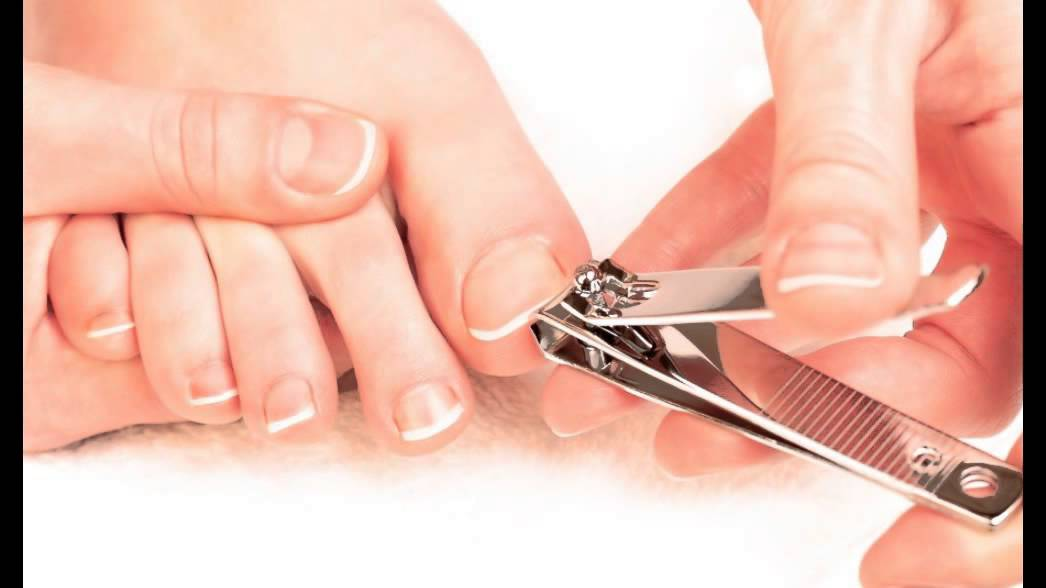 Toenail clippers for ingrown toenails - YouTube