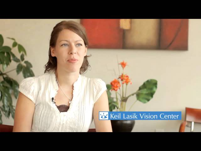 Dr. Allison Fabian - Keil Lasik Patient Testimonial | Keil Lasik