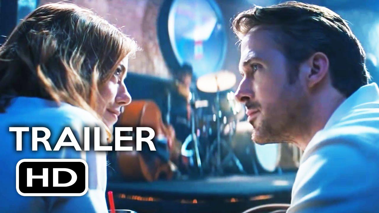 La La Land Official Teaser Trailer 1 2016 Emma Stone Ryan Gosling Musical Movie Hd Youtube