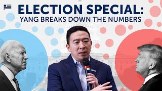 Who's Going To Win? Biden vs. Trump by the Numbers | Andrew Yang | Yang Speaks