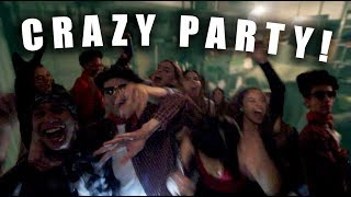 WENT TO A CRAZY HOUSE PARTY!! / SPEED DATING PT2