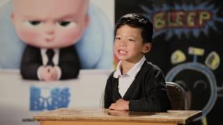 Kids Review - Boss Baby