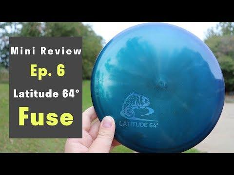 Mini Review Ep. 6: Latitude 64º Fuse | Rising Am Disc Golf