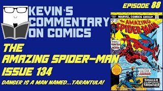 Amazing Spider-Man #134 Reviewed!  Kevin's Commentary on Comics Ep 88