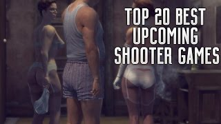 top 20 best upcoming ps4 xbox one pc fps tps shooter games of 2016 2017 2018