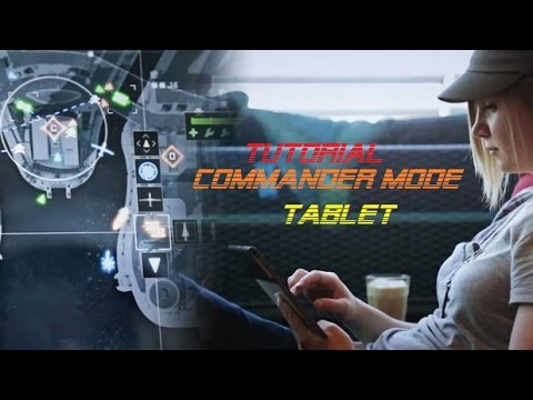 Battlefield 4 Commander-Modus Tutorial TABLET [deutsch]