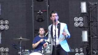 ARCTIC MONKEYS -  ARABELLA -  MUSIC MIDTOWN 2013