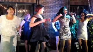 The cast of The Sapphires sings at NY premiere afterparty