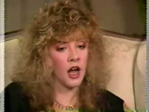 Stevie Nicks Interview 1983