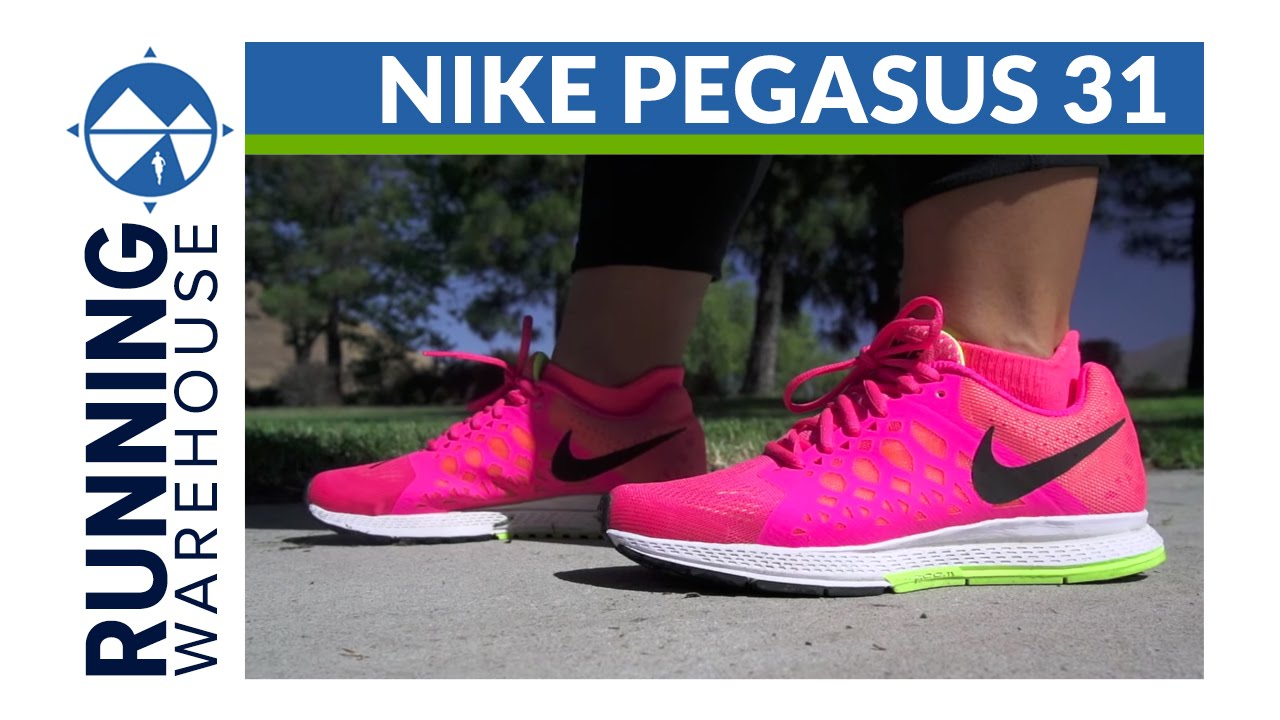 fdbd6e921246 Nike Pegasus 31 Shoe Review - YouTube