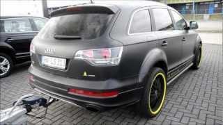 Modified Audi Q7 V12 TDI