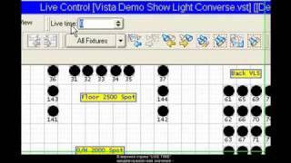 Jands Vista  Плавный переход цвета  полное видео(, 2009-10-22T12:57:22.000Z)