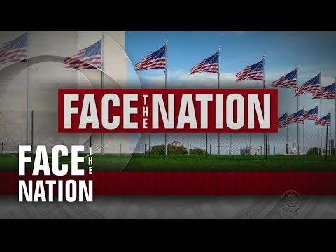 """Open: This is """"Face the Nation,"""" January 10"""