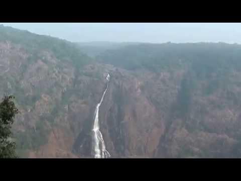 Barehipani falls, Simlipal National Park, Mayurbhanj, Odisha, India.