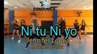 Ni tu ni yo - Jennifer lopez ft. gente de zona #Coreografia Sandunga