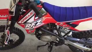 Apollo x18 | Apollo 125cc DB-X18 RFZ Racing Dirt Bike | Apollo 125cc Dirt Bike | PowerDirtBikes.com